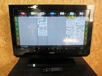世田谷区にて 東芝 レグザ 液晶テレビ 32AS2 を買取ました