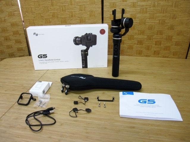 世田谷区にてFY Feiyu Tech G5 GoPro用 スタビライザーを買取ました