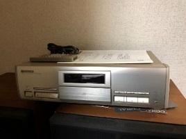 厚木市にて パイオニア CDデッキ PD-TO4S を買取ました