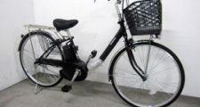 パナソニック 電動アシスト自転車 BE-ELYX63T