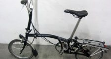 ブロンプトン brompton 折り畳み自転車 M3R