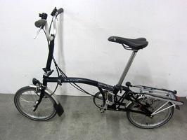 大和市にて ブロンプトン 折り畳み自転車 M3R を買取ました