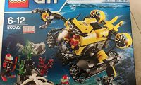 LEGO CITY 6-12 60092 レゴ 海底潜水艦