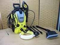 大和市にて ケルヒャー K3 Silent 高圧洗浄機 を買取ました