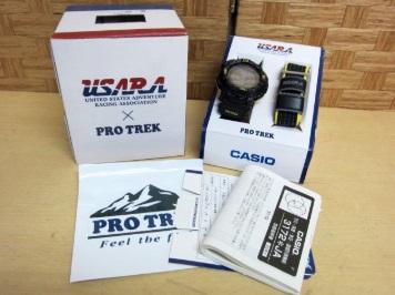 相模原市にて カシオ プロトレック PRW-2600uR-1JR を買取ました