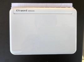 渋谷区にて カシオ 電子辞書 XD-JYG6000 を店頭買取致しました