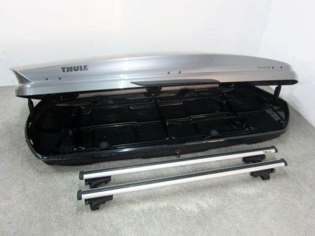 世田谷区にてスーリー ルーフボックス ダイナミック800 キャリアバー861を買取ました