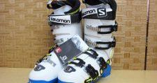 サロモン my custom fit Pro MAX LC スキーブーツ
