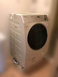 東村山市にて シャープ ドラム式洗濯機 ES-V540 を買取しました