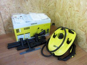 ケルヒャー スチームクリーナー 家庭用高圧洗浄機 SCJTK10