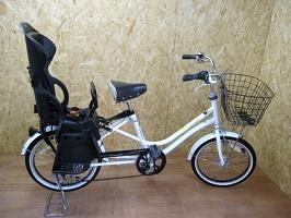 相模原市にて 石丸サイクル ココッティユー 子供乗せ自転車 を店頭買取しました
