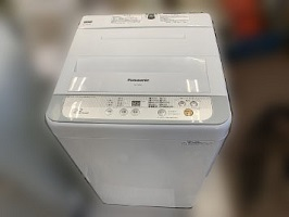 世田谷区にて パナソニック 洗濯機 NA-F50B9 を店頭買取しました