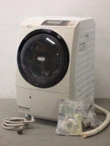 HITACHI 日立 BD-S8700R ドラム式 洗濯乾燥機