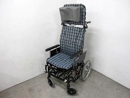 国立市にて カワムラ ティルト&リクライニング 介助用 車椅子 を出張買取しました