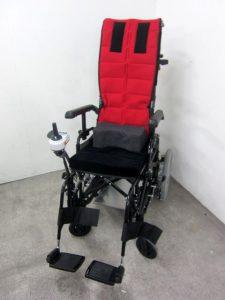 ミキ FORCE グランドフリッチャー リクライニング 電動車椅子
