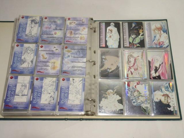 吸血姫美夕 トレーディングカード 592枚 垣野内成美コレクション