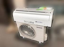 杉並区にて パナソニック エアコン CS-J286C を出張買取しました