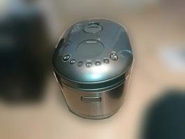 町田市にて ガス炊飯器 リンナイ RR-055MST を出張買取しました