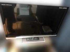 厚木市にて 液晶テレビ シャープ LC-40LX3 を出張買取しました
