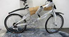defi ALLOY 415mm 折り畳み自転車 バイク ミニベロ JH-2016
