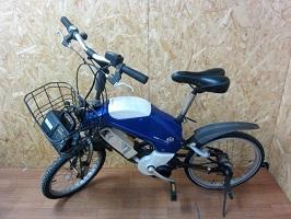 横浜市にて ヤマハ タカラ 電動自転車 B-PLUS を出張買取しました