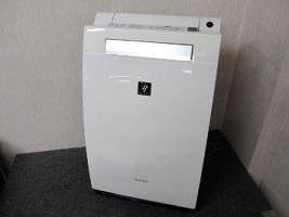 小金井市にて シャープ 加湿空気清浄機 KI-FX75 を出張買取しました
