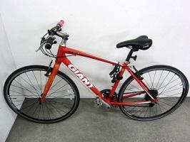 新宿区にて GIANT エスケープ RX3 クロスバイク を出張買取しました