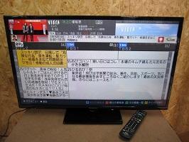 小金井市にて パナソニック 液晶テレビ TH-32C305 を出張買取しました