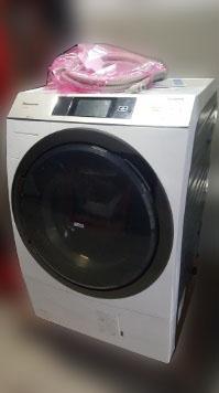 八王子市にて パナソニック ドラム式洗濯機 NA-VX9500L を店頭買取しました