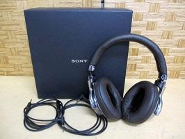 SONY ハイレゾ ワイヤレスヘッドフォン MDR-1A