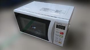 小金井市にて パナソニック 電子レンジ NE-EH228-W を出張買取しました