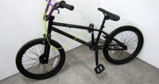 マングース プログラム20 BMX 自転車