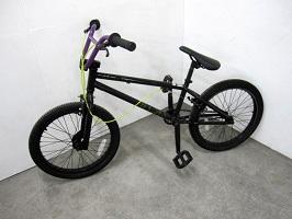 世田谷区にて マングース プログラム20 BMX 自転車 を出張買取しました