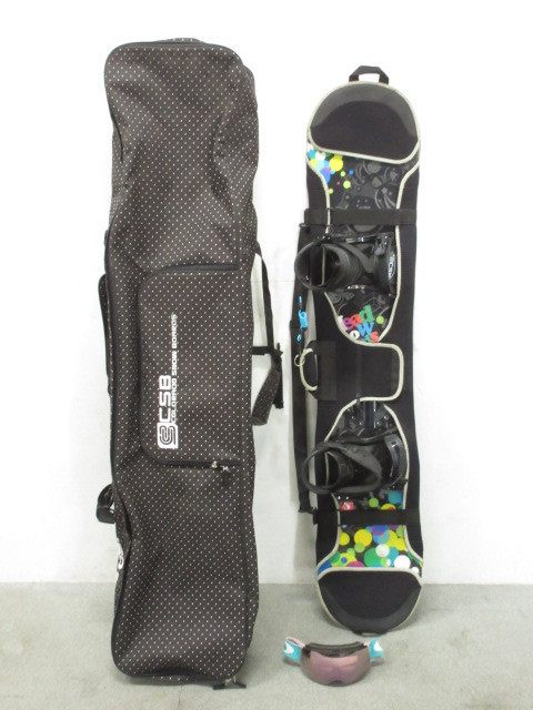 茅ヶ崎市にて ヘッド スプリング フロッカ 42 スノーボード を出張買取しました