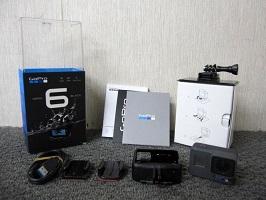 西東京市にて GoPro HERO6 アクションカメラ を店頭買取しました