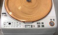 洗濯機 シャープ ES-TX72