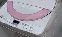 洗濯機 シャープ ES-GE60N