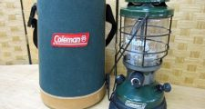 コールマン チューブマントル ホワイトガソリンランタン ノーススター 2000