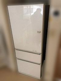 横浜市都筑区にて パナソニック 冷蔵庫 NR-C32FGM-W を出張買取しました