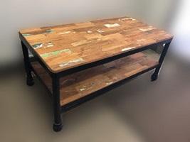 杉並区にて ジャーナルスタンダード ローテーブル を出張買取しました