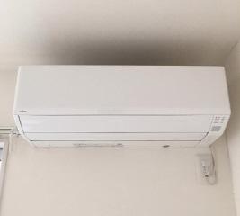 多摩市にて 富士通 エアコン AS-C22F-W を出張買取しました