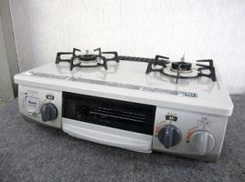 小平市にて リンナイ ガスコンロ KGM33NBEL を出張買取しました