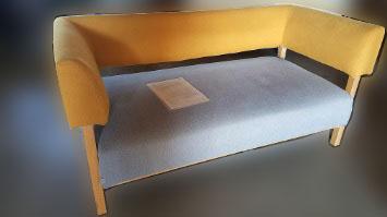 川崎市にて howe sofa sve-sf003 ソファ を出張買取しました