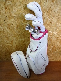 世田谷区にて RACTIDA レディースゴルフクラブセット を店頭買取しました