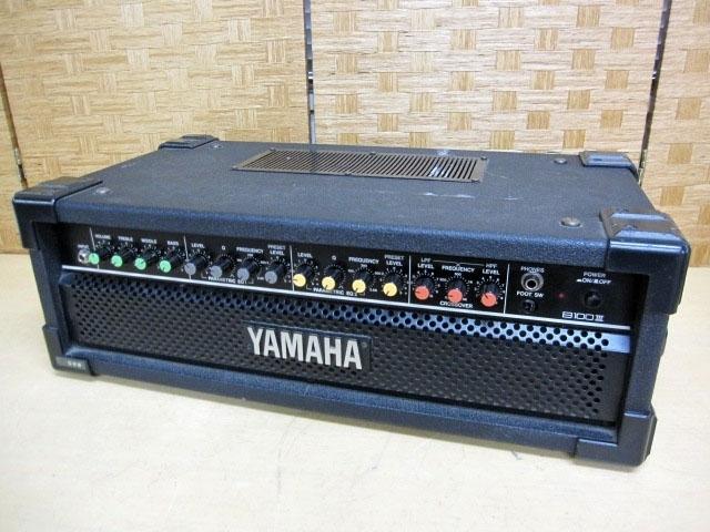 東村山市にて YAMAHA ベースアンプヘッド B100Ⅲ を出張買取しました