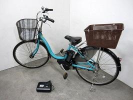 町田市にて ヤマハ 電動アシスト自転車 PM26NL を出張買取しました
