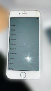 iPhone6 64GB シルバーグレー