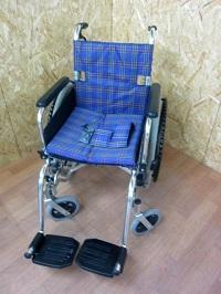 川崎市にて カワムラ 車椅子 ALLOY705 KA822B を出張買取しました