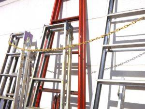 はしご・脚立 買取 中古のはしごは売れます!