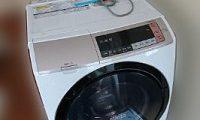 日立 ドラム式洗濯乾燥機 BD-SV110B
